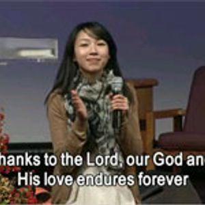 2012/11/18 HolyWave Praise Worship