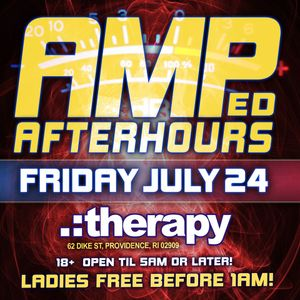 7-24-2015 THERAPY - AMPED