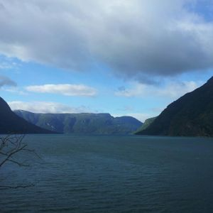 Mr Wicked's deep inside the Lusterfjord mix.
