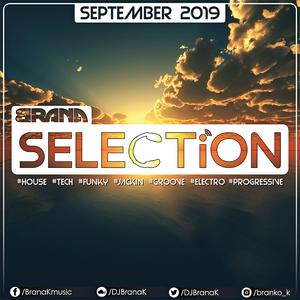 Brana K - SELECTiON September 2k19 (house IS music)