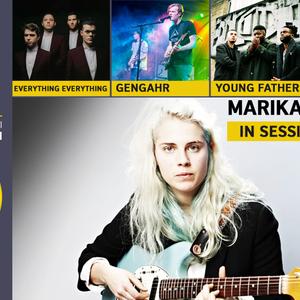 The Selector (Show 719 Ukrainian version) w/ Marika Hackman & Kinlaw