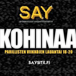 Kohinaa 9.8.-14