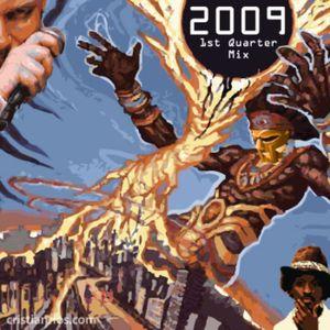 2009 1st Quarter Mix