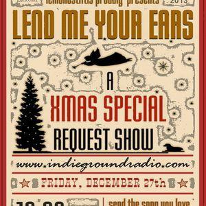 103rd lemon's indieground radio show
