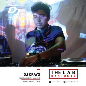 Radio Mix #008 (with DJ Cray3)