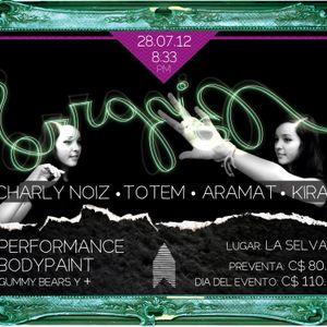 Live @ Bizarro (El Caramanchel) (28-7-2012)