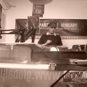 STEEVE B.-Soundtropolis Night Radio Show at GLOBAL Fm 2009.04.09.