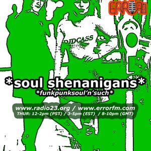 203 Soul Shenanigans
