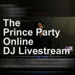 "PPUK Present: ""Prince Party Online"" DJ Livestream AHDIO w/TheDreZone"