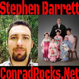 Stephen Barrett  - God is moving in Japan