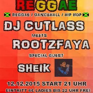 Rootzfaya´s Roots Reggae Rumble from the 29th of November 2015