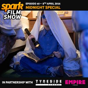 SPARK FILM SHOW 40: 8th April 2016