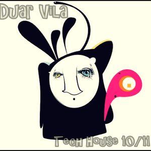 """Duar Vila """"Tech House Sessions 10/11"""""""