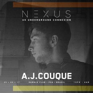 NEXUS Promo Mix Volume 1- A.J. Couque