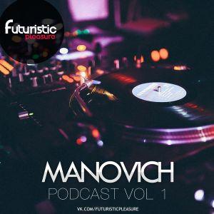 Manovich - #FuturisticPleasure Podcast Vol.1 (Deep Tech 18-07-2016)