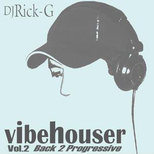 VibeHouser Vol2 Back2Progressive Mixed by DjRickG