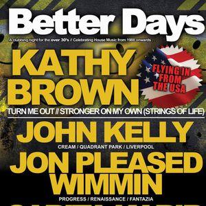 John Kelly live @ Better Days