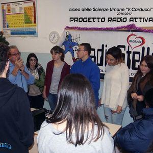 """Progetto Radio """"ATTIVA-MENTE"""" con Radio Stella Azzurra"""