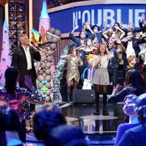 Lou Beurier pour sa participation à l'émission N'OUBLIEZ PAS LES PAROLES