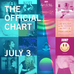 The Official Chart for July 3