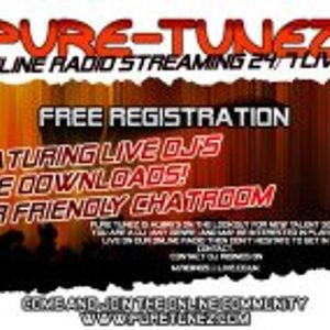 DJ Jim - Puretunez 10.6.10 Mc's Fearny b2b Joe D - UK Hardcore