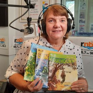 By the Book Episode 78 Travel Writer and Children's Short Story Author, Marian McGuinness