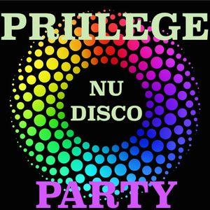 PRIVILEGE PARTY NU DISCO del 25 - 03 - 16