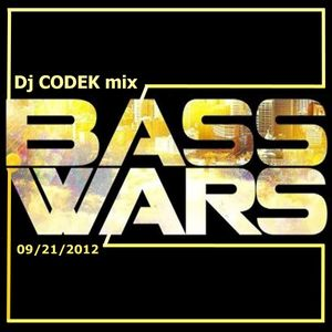 Bass Wars Party - 09.21.2012