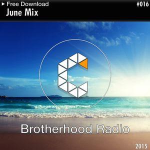 Brotherhood Radio 016 (June Mix)