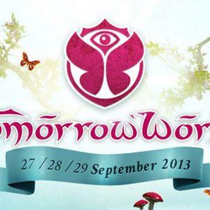Afrojack – Live @ TomorrowWorld (Atlanta) – 28-09-2013