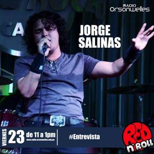 REDandROLL con Jorge Salinas