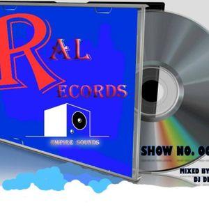 Ral Records Radio - 004 Mixed by Dj Des