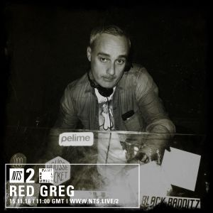 Red Greg - 15th November 2016