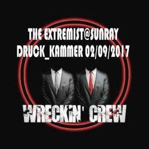 THE EXTREMIST@SUNRAY DRUCK_KAMMER 02-09-2017