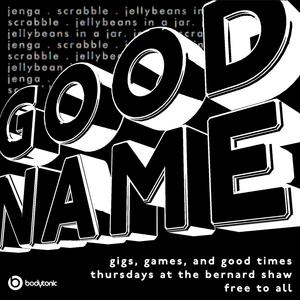 Good Name Mixtape 26/02/15