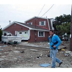 Superstorm Sandy, Ty Pennington and Rebuilding