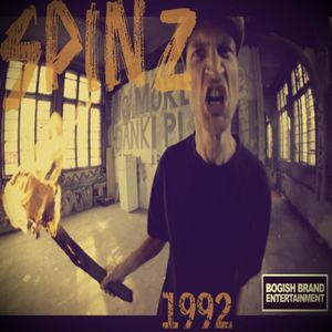 Spinz - 1992 (Deluxe Edition) - 2014