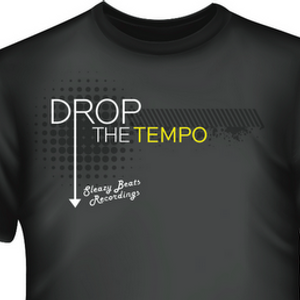 "Demo audycji ""DROP THE TEMPO"""