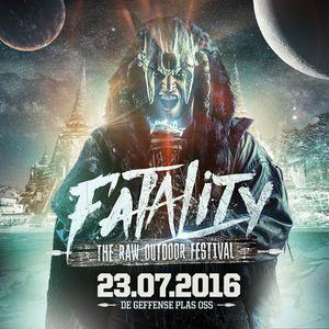 Unfreaq-D | Fatality Outdoor Dj Contest