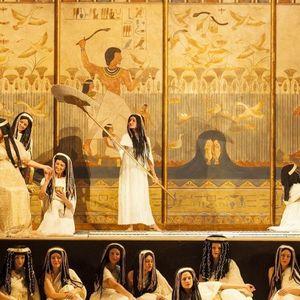 Aida: Seis trompetas proféticas
