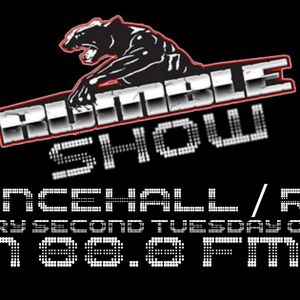 RUMBLE SHOW- Ep05 S03 - JAN2017 Dancehall Funk Kingston to LA