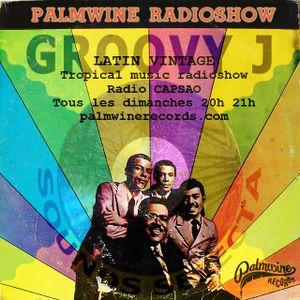 Palmwine Radio Show #09 / by Groovy J