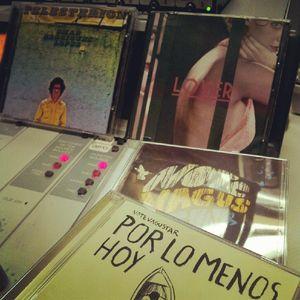 16 de julio del 2012 (2) / Ramón Ortiz / Andrea Balency / The Psychotic Aztecs / Armagedón