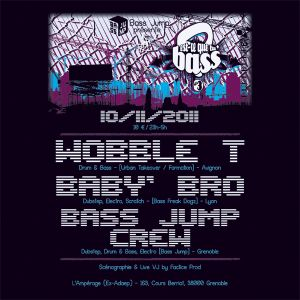 Est-ce que tu Bass ? #3 / Warm Up Set
