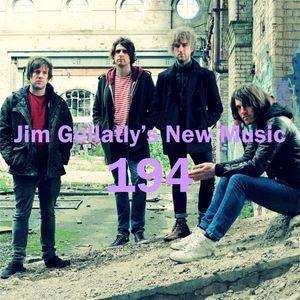 Jim Gellatly's New Music episode 194