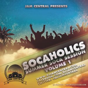 Jam Central - Summer Soca: Session 1