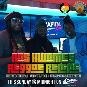 Morgan Heritage in Conversation with Ras Kwame @ The Reggae Recipe