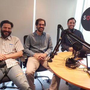 Nico Grau en Radio Sonar 16/11