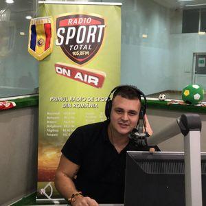 Sport Total FM - Vlad Zamfir, despre Airsoft - 11 Oct 2018