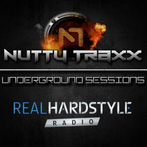 Nutty Traxx - Underground Sessions #013 ft Nutty T & Vigor